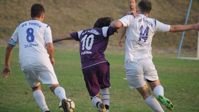 Duel sa utakmice Timok - Bukovik