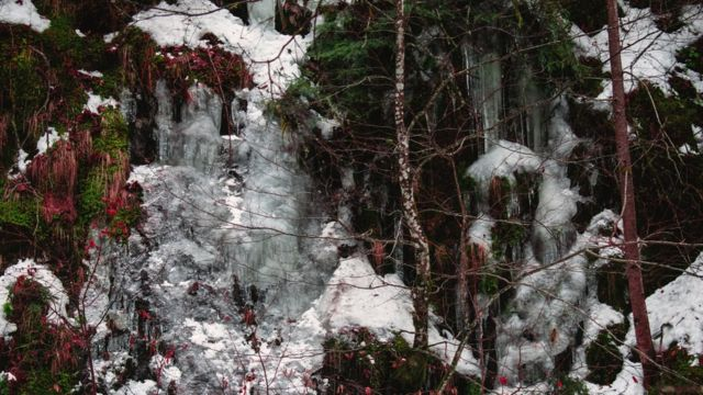Водоспад Білий потік