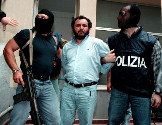 Giovanni Brusca, 1996'da yakalanmıştı