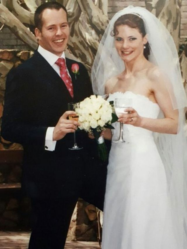 Stephen y Catherine McGown (Foto: Stephen McGown)