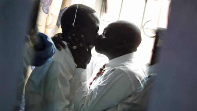 케냐의 동성 커플