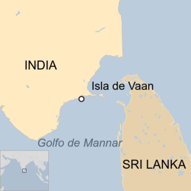 Golfo de Mannar
