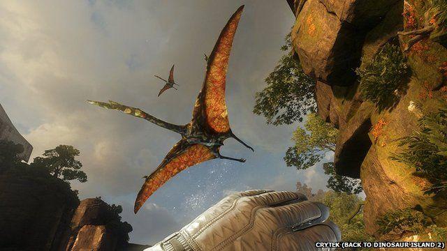 Crytek's Back To Dinosaur Island 2