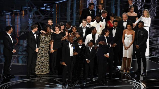 En Fotos Las Mejores Imágenes De La 89 Entrega De Los Premios Oscar Bbc News Mundo