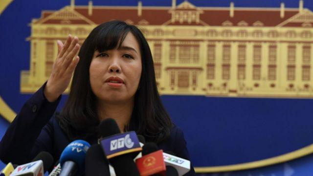 Bà Lê Thu Hằng