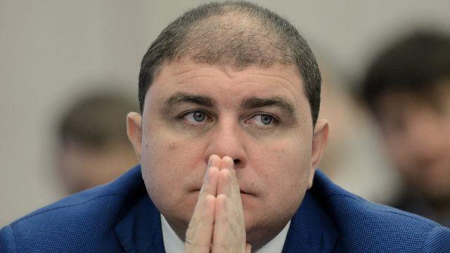 Губернатор Орловской области, коммунист Вадим Потомский