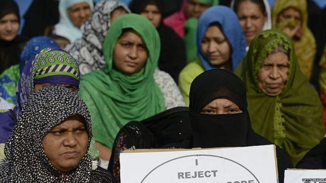मुस्लिम महिलाएँ