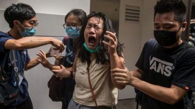6 வயது ஹாங்காங் குழந்தைகள் இனி சீன சட்டம் பயில வேண்டும் - ஏன்?