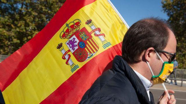 Koronavirüs: İspanya'da toplam vaka sayısı 1 milyonu aştı, Almanya'da  günlük vaka 10 binin üzerine çıktı - BBC News Türkçe