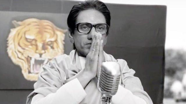 தாக்ரே படத்தில் நடிகர் நவாசுதின் சித்திகி