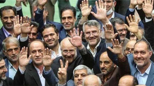 İranlı milletvekilleri