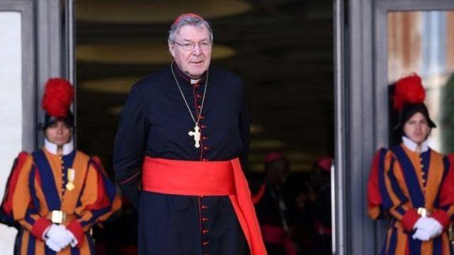 Babban malamamin cocin Katolika na Australia