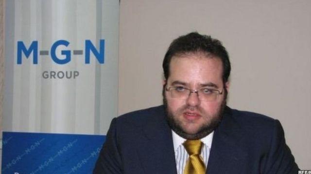 Максим Бакиевдин жакын кеңешчиси Евгений Гуревич