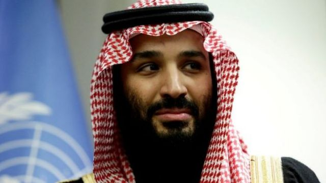 Igikomangoma Mohammed yashishikarije ibiro bya perezida w'Amerika gusigasira umubano hagati y'Amerika na Arabie Saoudite