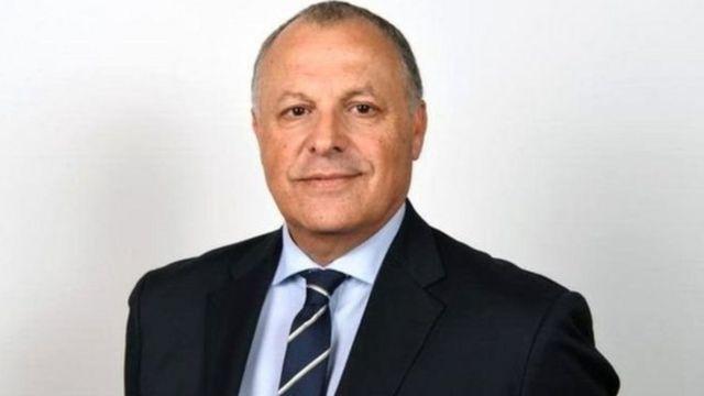 Hany Abo Rida, président de la fédération égyptienne de football
