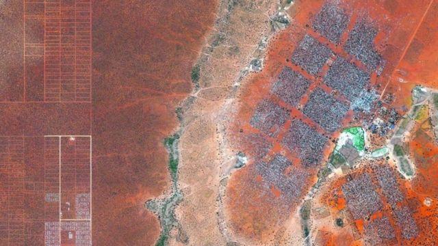 Kamp pengungsi Dadaab, Kenya