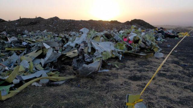 獅航空難5個月後,一架埃塞俄比亞航空公司飛機墜毀,機上157人全部遇難