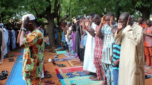 Togo, Aïd El kebir