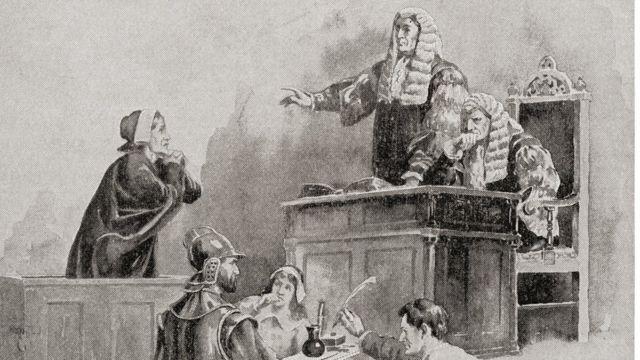 رسم تصوري لمحكمة سالم