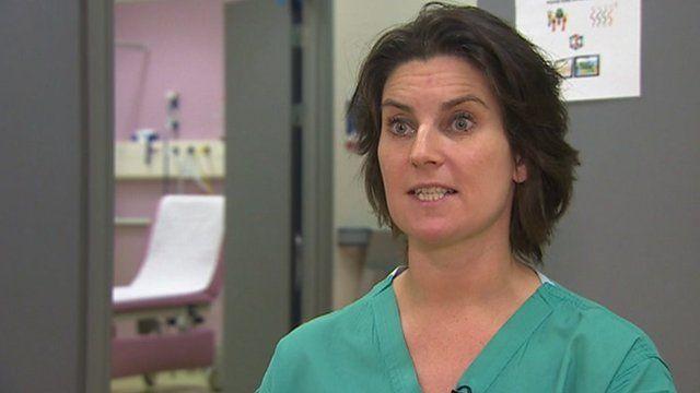 Consultant plastic surgeon Sarah Hemington-Gorse