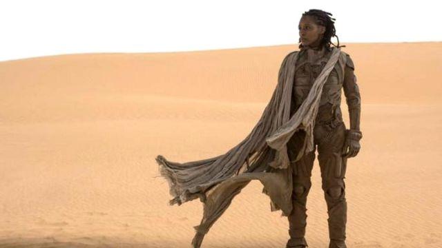 Still image from Dune
