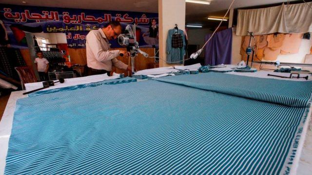 Textiles de palestina