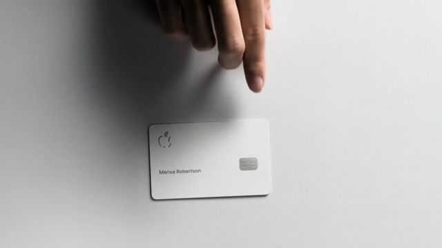 Apple launches its own credit card and TV shows