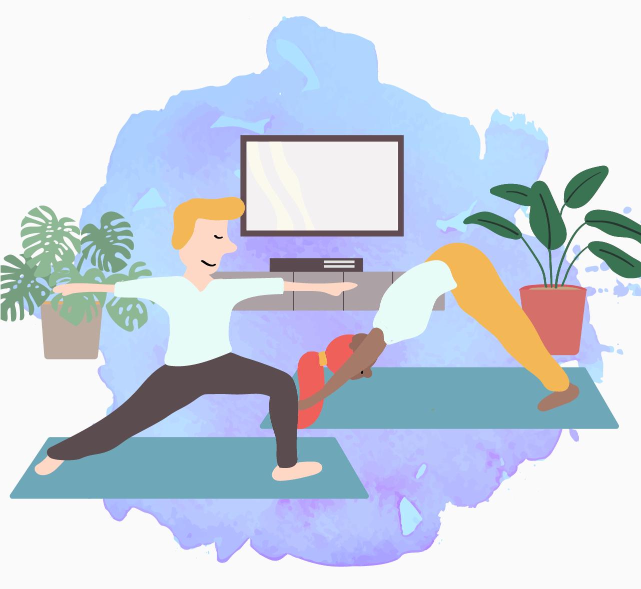 Illustration of exercise