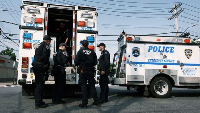 Полиция Бронкса