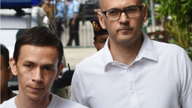 Canadian teacher accused of Indonesia school sex abuse released