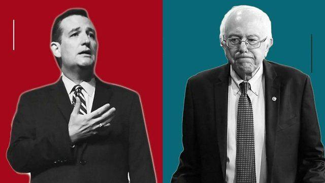 Ted Cruz & Bernie Sanders