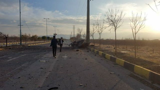 İran'da suikast