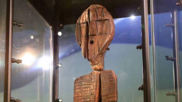 Шигирский идол уже был древним, когда в Египте только начинали строить пиамиды