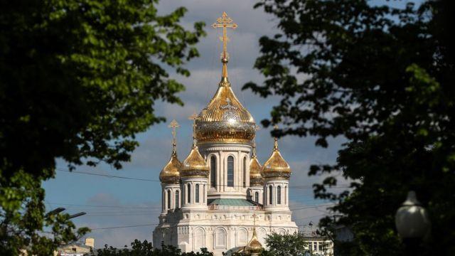 церковь в Москве