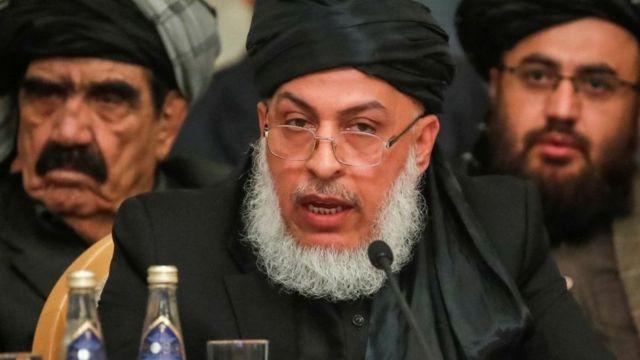 شیرمحمد عباس ستانکزی در دوحه