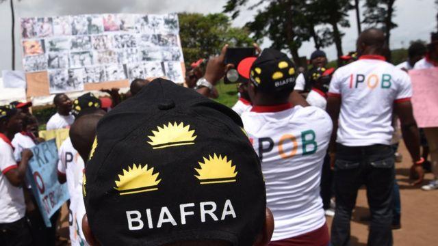 Le Mouvement des Peuples autochtones du Biafra a été officiellement déclaré groupe terroriste par le gouvernement nigérian
