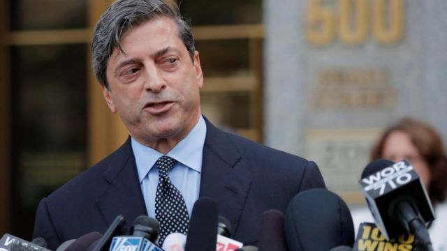 Robert Khuzami, the deputy US attorney for the Southern District of New York
