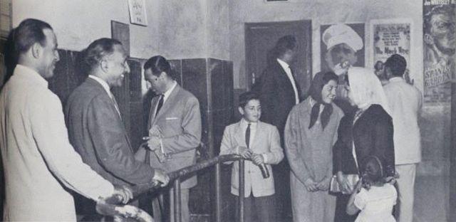 سینما پارک ۱۹۴۵-۱۹۵۰