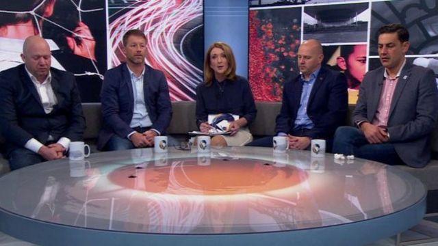 أعلن لاعبون بريطانيون سابقون في مقابلة مع بي بي سي عن تعرضهم لاعتداءات جنسية عندما كانوا أطفالا