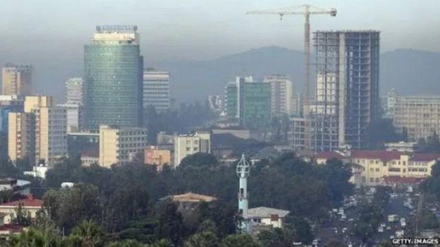 Magaalada Addis Ababa