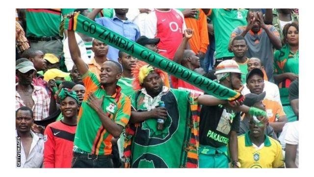 Abakunzi b'umurwi w'igihugu wa Zambia bagiye kumenyera umumenyereza w'umwenegihugu