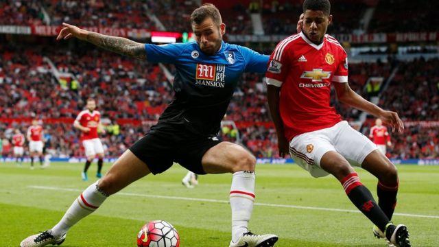 Bournemouth vs. Manchester United