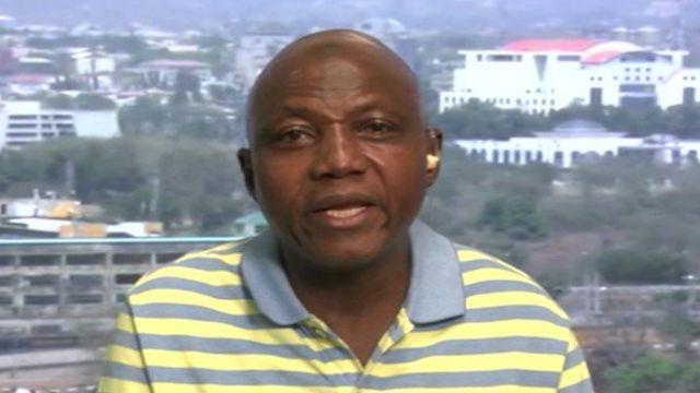 Garba Shehu say di accuse against Abba Kyari na lie