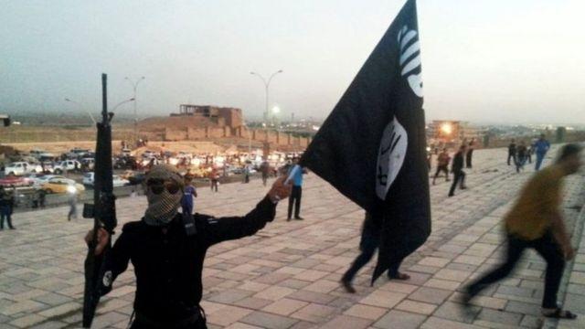 Mosul İD-nin Iraqdakı əsas güc mərkəzidir