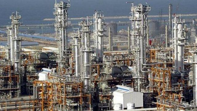 تاسیسات نفت و گاز