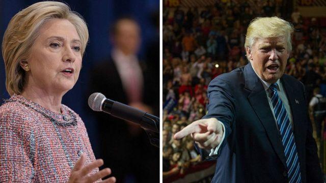 Elecciones En Estados Unidos Por Qué Es Tan Difícil Ganarle Un Debate A Donald Trump Bbc News Mundo