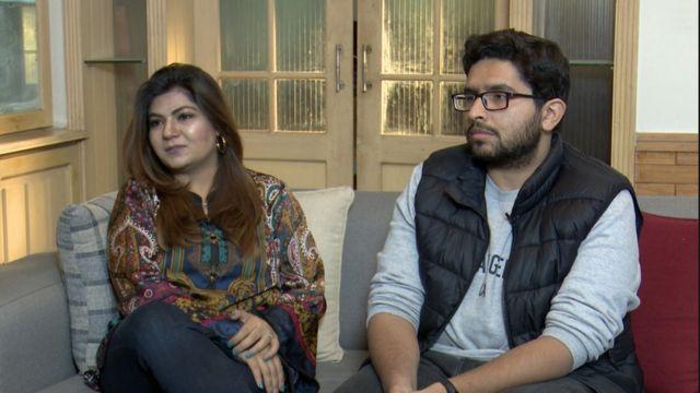 حمزہ خالد اور مومنہ ارشاد