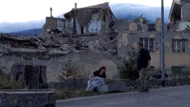 Amatrice, Italia