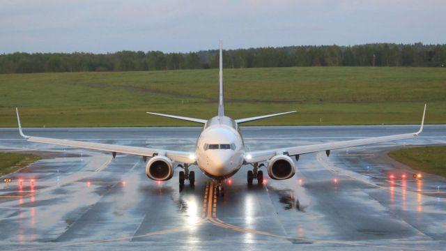 Вильнюс самолет