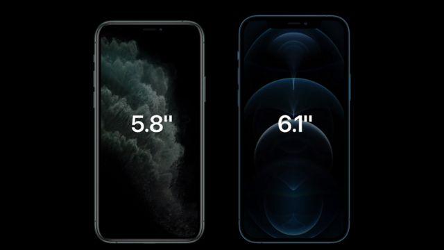 Старый и новый iPhone